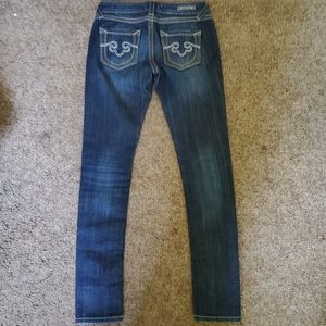 Express Be Rock Skinny Jean 2